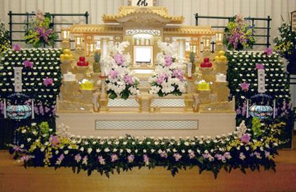 団体葬儀イメージ